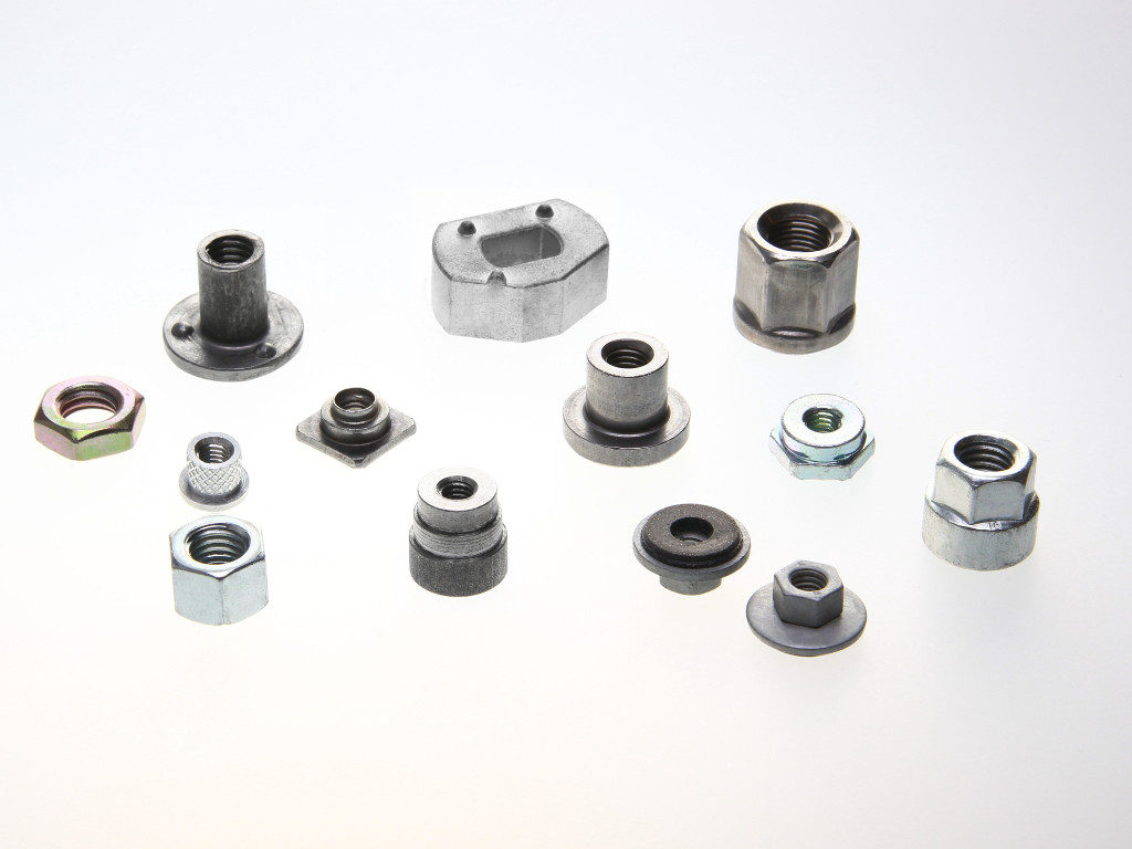 Hex/Weld/Sems Nuts